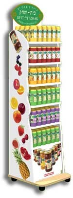 Food and Beverage POP Displays