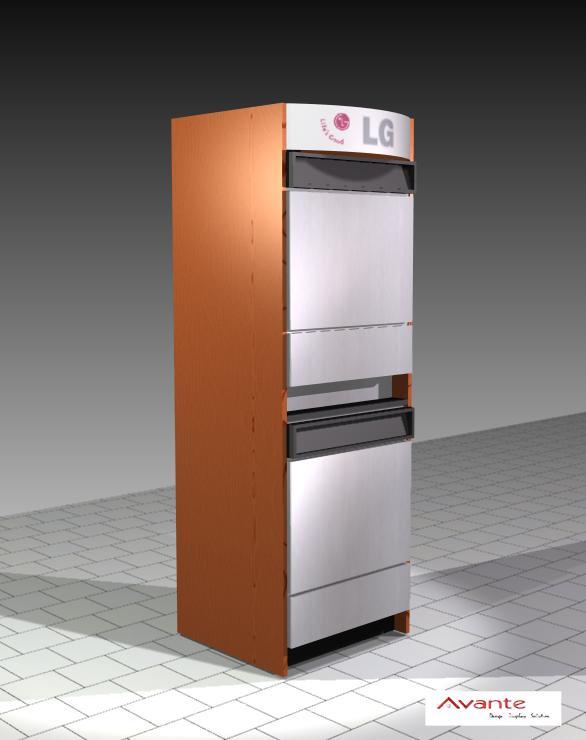 POP Kiosk Design