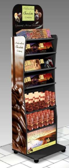 POP Shelf Display