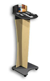 Click to View large ImageRetail POP Kiosks