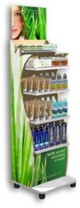 Health and Beauty POP Displays