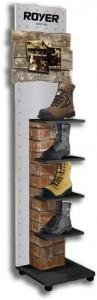 Footwear POP Displays