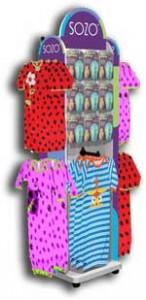 Maternity and Kids POP Displays