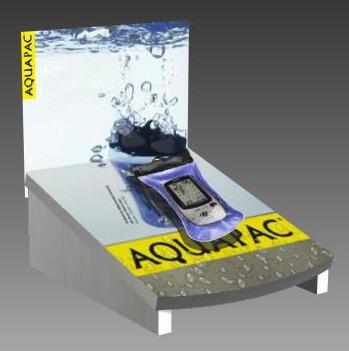 Interactive POP Counter Display
